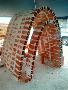 Bóvedas tabicadas Ambato