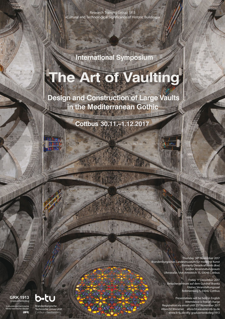International Symposium: The Art of Vaulting